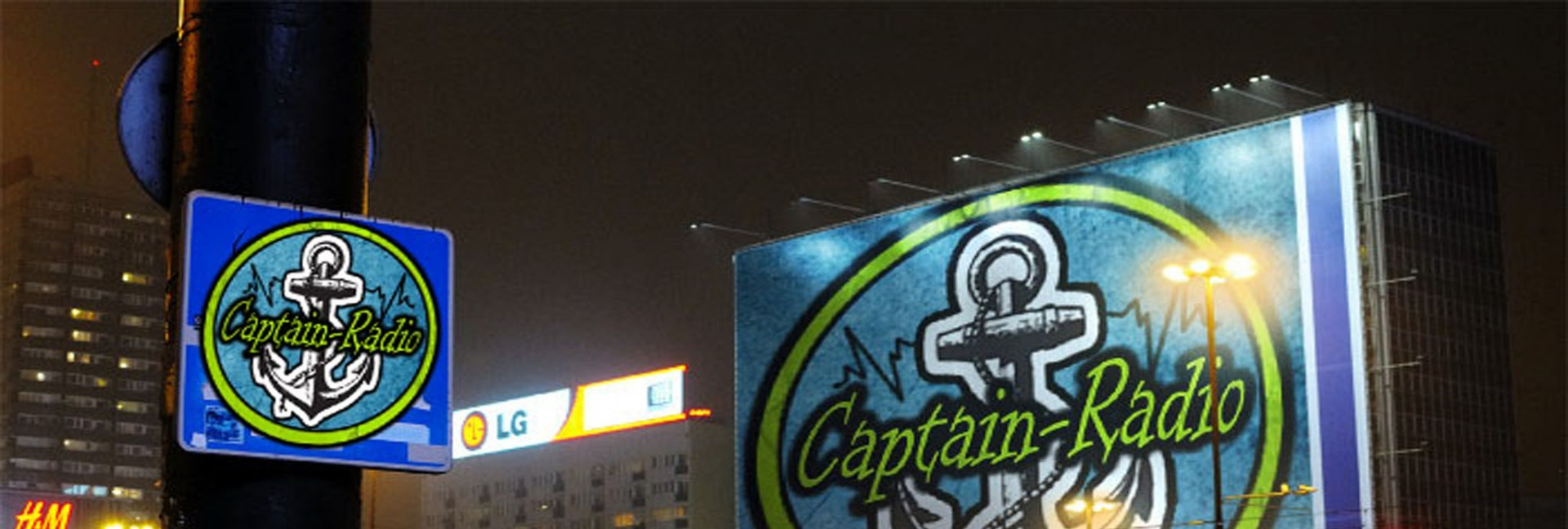 Captain-radio.com Logo